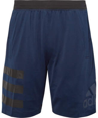 adidas Sport - Speedbreaker Hype Icon Climalite Shorts - Men - Navy