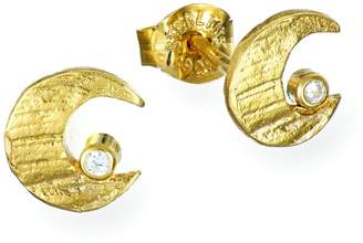 Chupi - Wish Upon A Star Stud Earrings in Gold