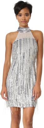 Parker Parker Black Denise Dress $525 thestylecure.com