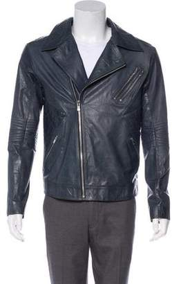 Skingraft Leather Moto Jacket