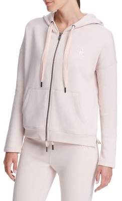 Donna Karan Active Poppy Logo Jacket