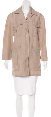 Stella McCartney Collared Lightweight Jacket