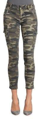 Mavi Jeans Juliette Military Camouflage Cargo Jeans