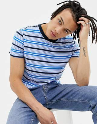 Weekday Alan Stripe T-shirt