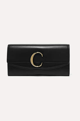 Chloé C Leather Continental Wallet
