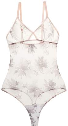 Cosabella Paul & Joe Women's Raelyn Print Bodysuit