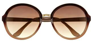 Vince Camuto Oversize Round Sunglasses
