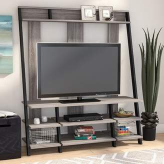 Zipcode Design Russel Entertainment Center for TVs up to 48""
