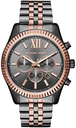 Michael Kors Men's Lexington Grey Watch MK8561