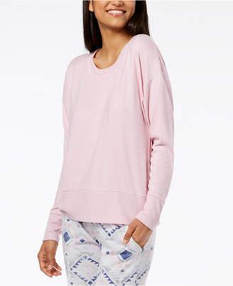 Ande Ribbed-Trim Pajama Top