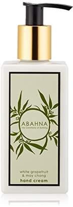 Abahna (アバーナ) - アバーナ ハンドクリーム ホワイトグレープフルーツ&メイチャン 250ml