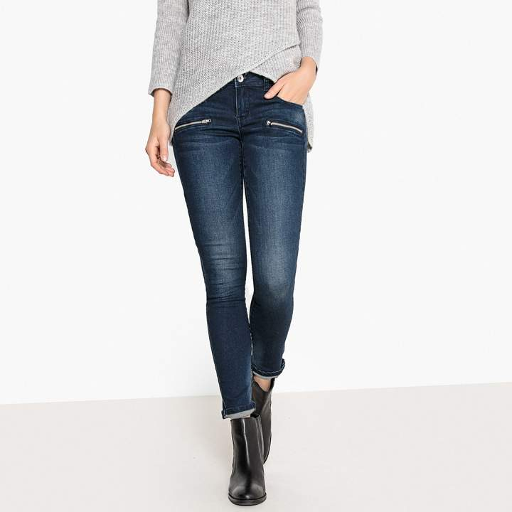 LPB WOMAN Skinny Jeans with Zip Detail