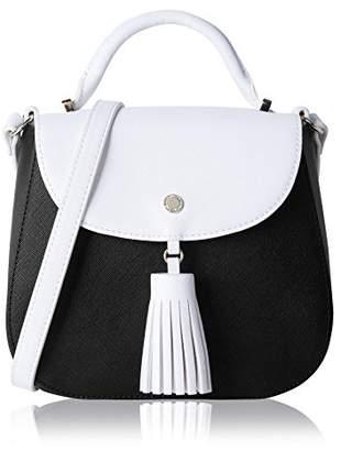 Co The Lovely Tote Women's Straw Crossbody Bag Woven Cross Body Bag Shoulder Top Handle Satchel