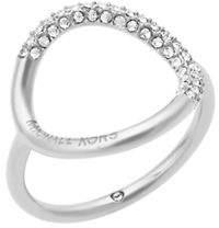 Michael Kors Brilliance Open Circle Ring