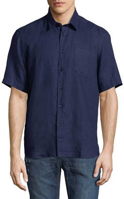 Vilebrequin Patch Pocket Sport Shirt