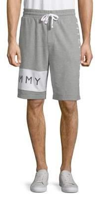 Tommy Hilfiger Heathered Logo Shorts