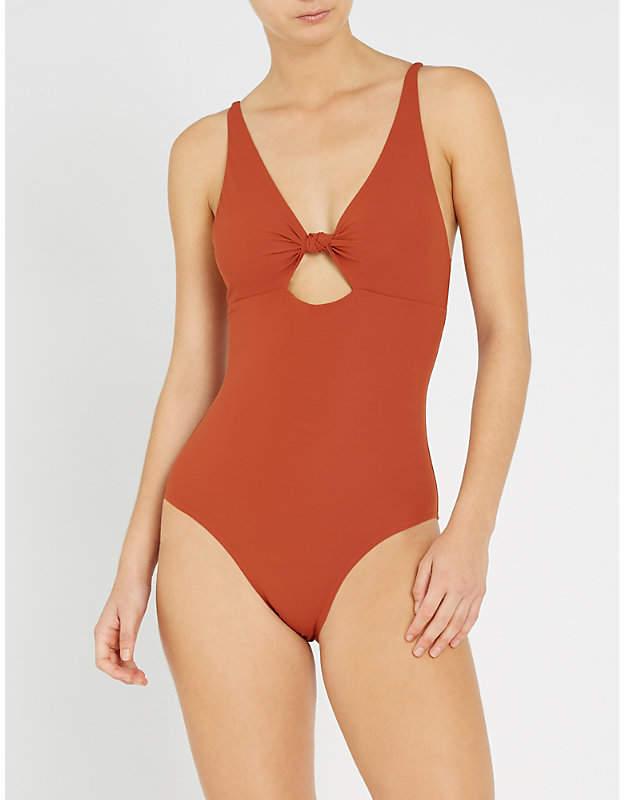 Palma cutout swimsuit