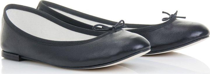 Repetto Leather Ballerinas