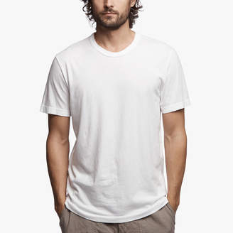 James Perse Short Sleeve Crew Neck