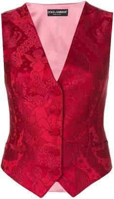 Dolce & Gabbana brocade waistcoat