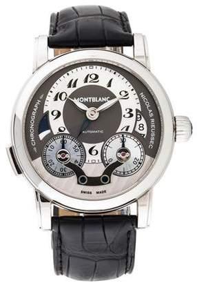 Montblanc Nicolas Rieussec Watch