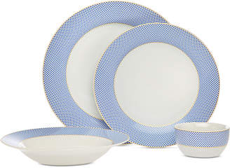 Gustave 16-Pc. Blue/White Gold Banded Dinnerware Set  sc 1 st  ShopStyle & Godinger Dinnerware - ShopStyle