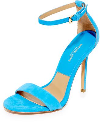 Michael Kors Collection Jacqueline Sandals $350 thestylecure.com