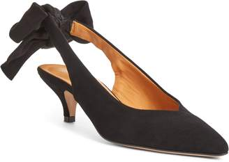 e9682a01fc5 Black Kitten Heels With Bow - ShopStyle