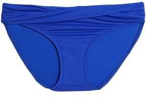 Seafolly Draped Low-rise Bikini Briefs