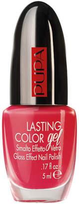 PUPA Lasting Colour Gel Gloss Effect Cranberry Nail Polish