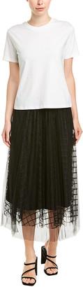 ONEBUYE Top & Skirt Set
