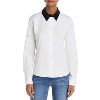 Theory Women's Fancy Shirt Top