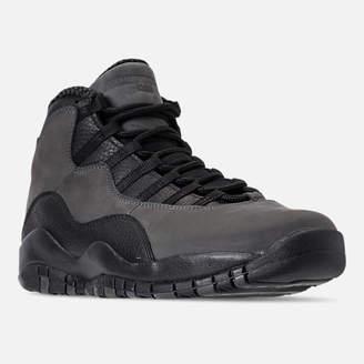 Nike Men's Air Jordan 10 Retro Basketball Shoes