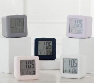 Pottery Barn Kids Digital Clocks, White