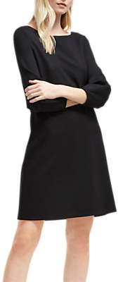 French Connection Luella Ponte Jersey Tunic Dress, Black