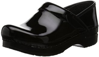Dansko Women's Professional Leather, Black Patent, 36 EU/5.5-6 B(M) US $124.95 thestylecure.com