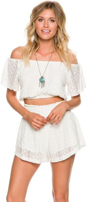 L Space Summer Of Love Crop Top $99 thestylecure.com