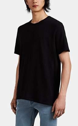 Rag & Bone Men's Classic Slub Cotton T-Shirt - Black