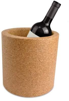 DII 100% Portuguese Cork Large Wine Or Champagne Ice Bucket For Parties or Dinners