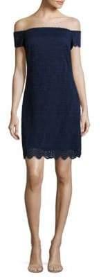 Lilly Pulitzer Jade Short Sleeve Sheath Dress