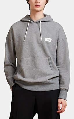 Givenchy Men's Logo Terry Hoodie - Gray