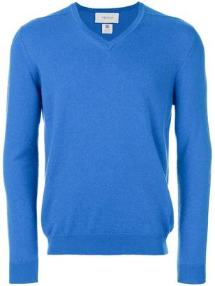 Pringle cashmere V-neck jumper