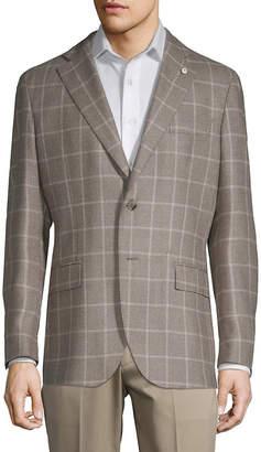 Lubiam Silk & Wool-Blend Sport Coat