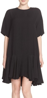 Women's French Connection Drop Waist Knit Dress $128 thestylecure.com