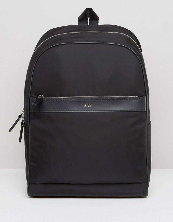 Hugo BossHUGO by Hugo Boss Digital Light Backpack In Black