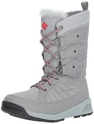 Columbia Women's Hiking Boots Waterproof, MEADOWS OMNI-HEAT 3D,Size: 4.5