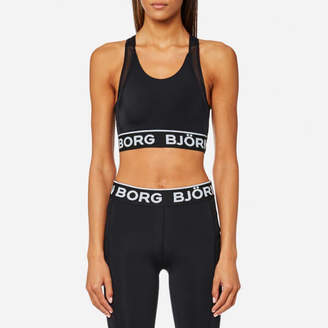 Bjorn Borg Women's Solids Bianca Sport Top