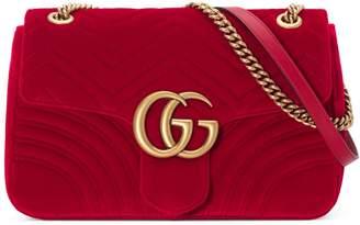 Gucci GG Marmont medium shoulder bag