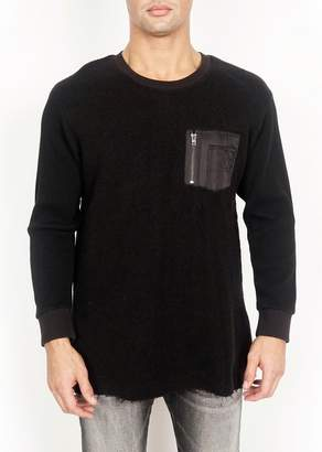 Cult of Individuality Thermal Knit Pullover