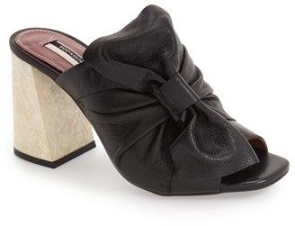 TopshopWomen's Topshop 'Prosecco' Square Toe Mule